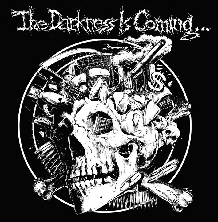 "V/A ""The Darkness Is Coming..."" EP"