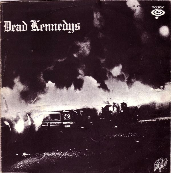 "DEAD KENNEDYS ""Fresh fruit for rotting vegetables\"" LP"