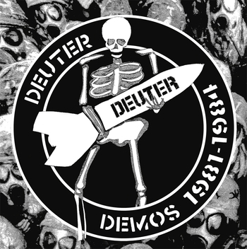 "DEUTER ""Demos 1981-1984"" LP"