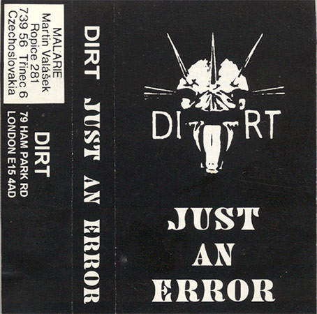 "DIRT ""Just an error"" CS"