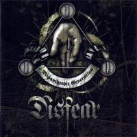"DISFEAR ""Misanthropic generation"" LP"