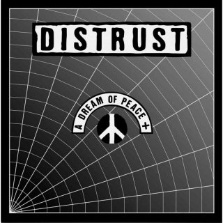 "DISTRUST ""A dream of peace"" 2xLP"