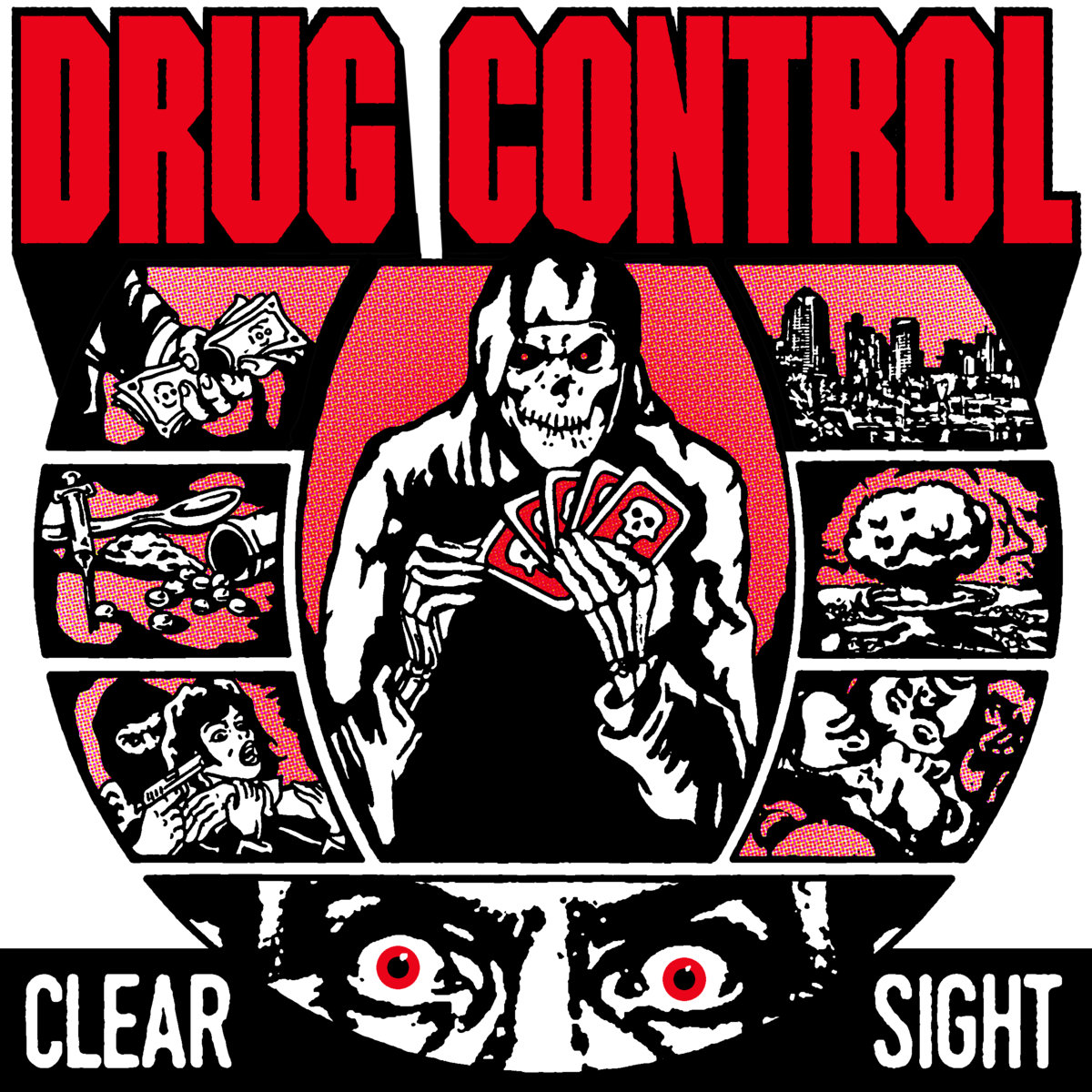 "DRUG CONTROL ""Clear sight"" EP"