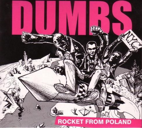 "DUMBS ""Rocket from Poland"" CD"