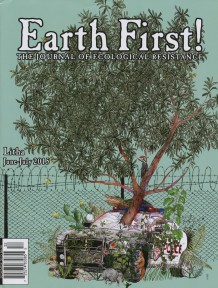 """EARTH FIRST!"" Summer 2015"