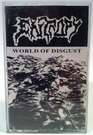 "ENTROPY ""World of disgust""  demo CS"