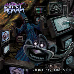"EXCEL ""The joke\'s on you\"" LP"