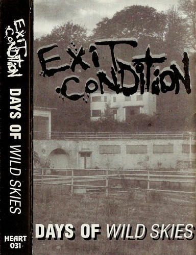 "EXIT CONDITION ""Days of wild skies\"" CS"