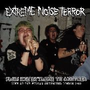"EXTREME NOISE TERROR ""From one extreme to another"" LP"