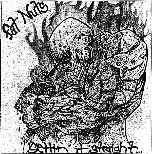 "FAT NUTS ""Settin' it straight..."" EP"
