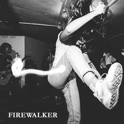"FIREWALKER ""Firewalker"" LP (white/red)"
