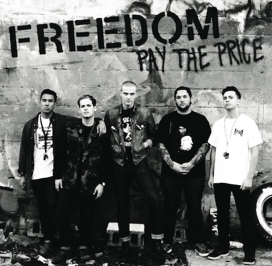 "FREEDOM ""Pay the price"" EP"
