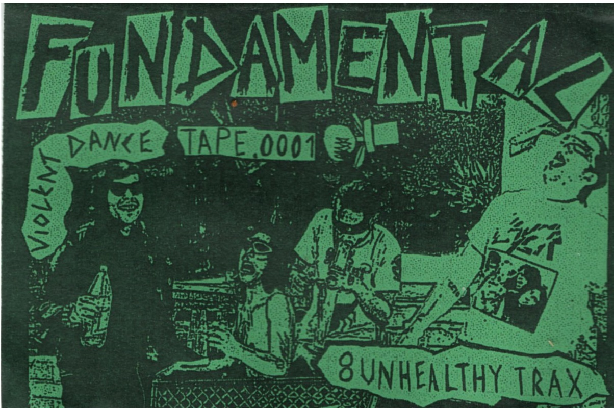 "FUNDAMENTAL ""Violent dance tape.0001"" CS"