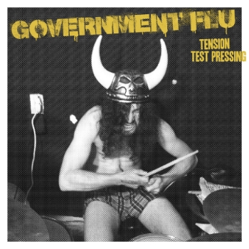 "GOVERNMENT FLU ""Tension"" 12""  (test press)"