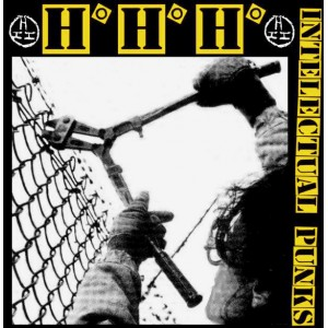 "H.H.H. ""Intellectual punks"" EP  (OG press, splatter vinyl)"