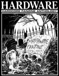"""HARDWARE – Hardcore fanzine anthology"" Book"