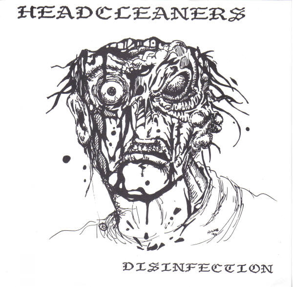 "HEADCLEANERS ""Disinfection"" EP"