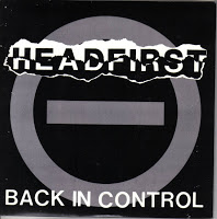 "HEADFIRST ""Back in control\"" EP"