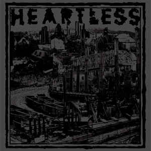 "HEARTLESS ""Heartless""  EP"