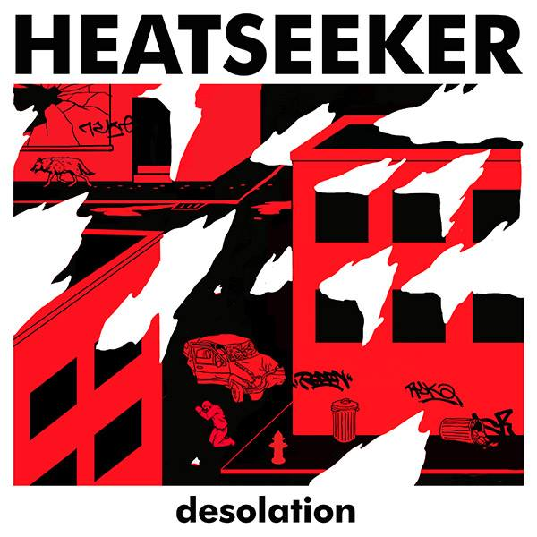 "HEATSEEKER ""Desolation"" EP"