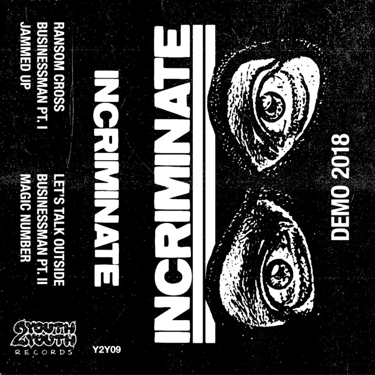 "INCRIMINATE ""Demo 2018"" CS"