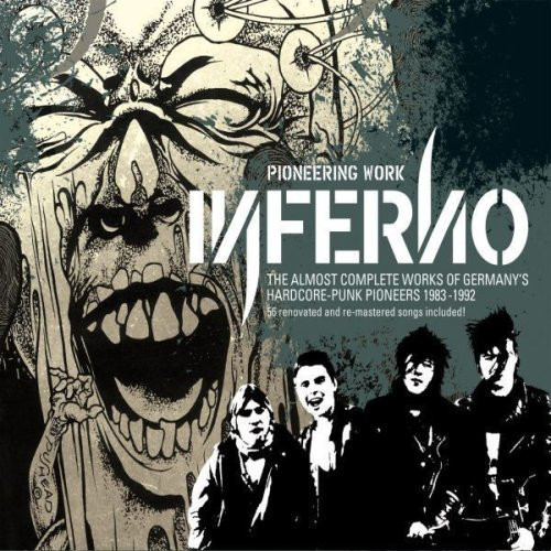 "INFERNO ""Pioneering work""  2xCD"