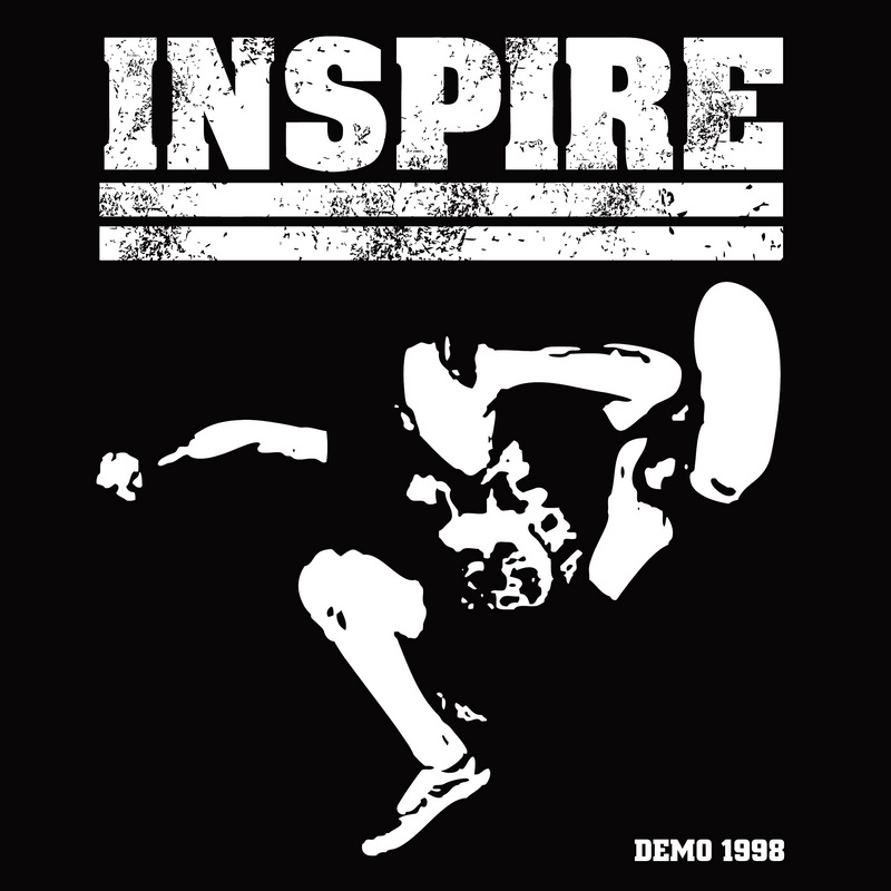 "INSPIRE ""Demo 1998"" EP  (ltd. red)"