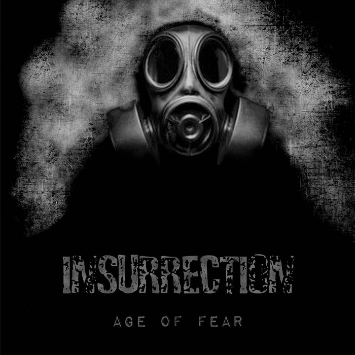 "INSURRECTION ""Age of fear"" LP  (grey)"