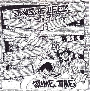 "JAWS OF LIFE  ""Slime time"" EP"