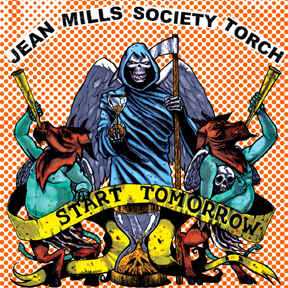"JEAN MILLS SOCIETY TORCH ""Start tomorrow""  EP"