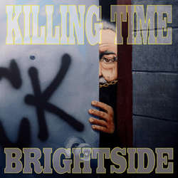 "KILLING TIME ""Brightside"" LP  (orange)"