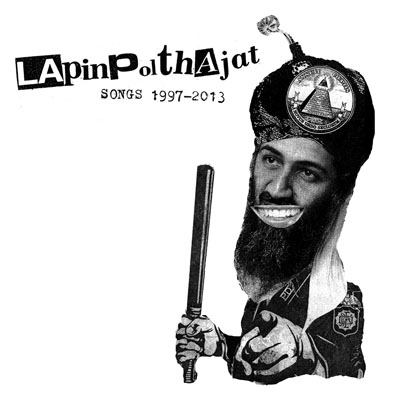 "LAPINPOLTHAJAT ""Songs 1997-2013"" CD"