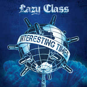 "LAZY CLASS ""Interesting times"" CD"