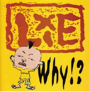 "LIE  ""Why!?""  EP"