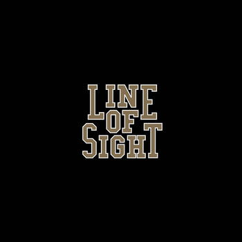 "LINE OF SIGHT ""Line Of Sight\"" 12\""  (black)"