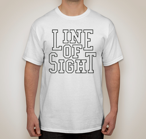 LINE OF SIGHT t-shirt  PRE-ORDER