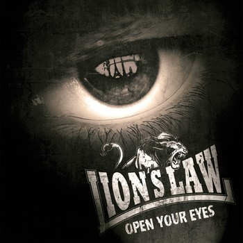 "LION'S LAW ""Open your eyes""  10"""