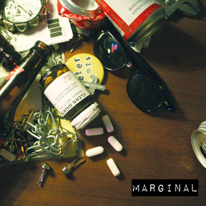 "CLEAN SHIRTS ""Marginal"" EP"
