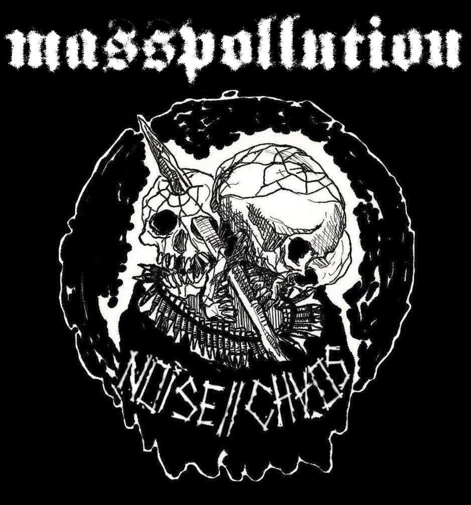 "MASSPOLLUTION ""Noise//chaos"" EP"