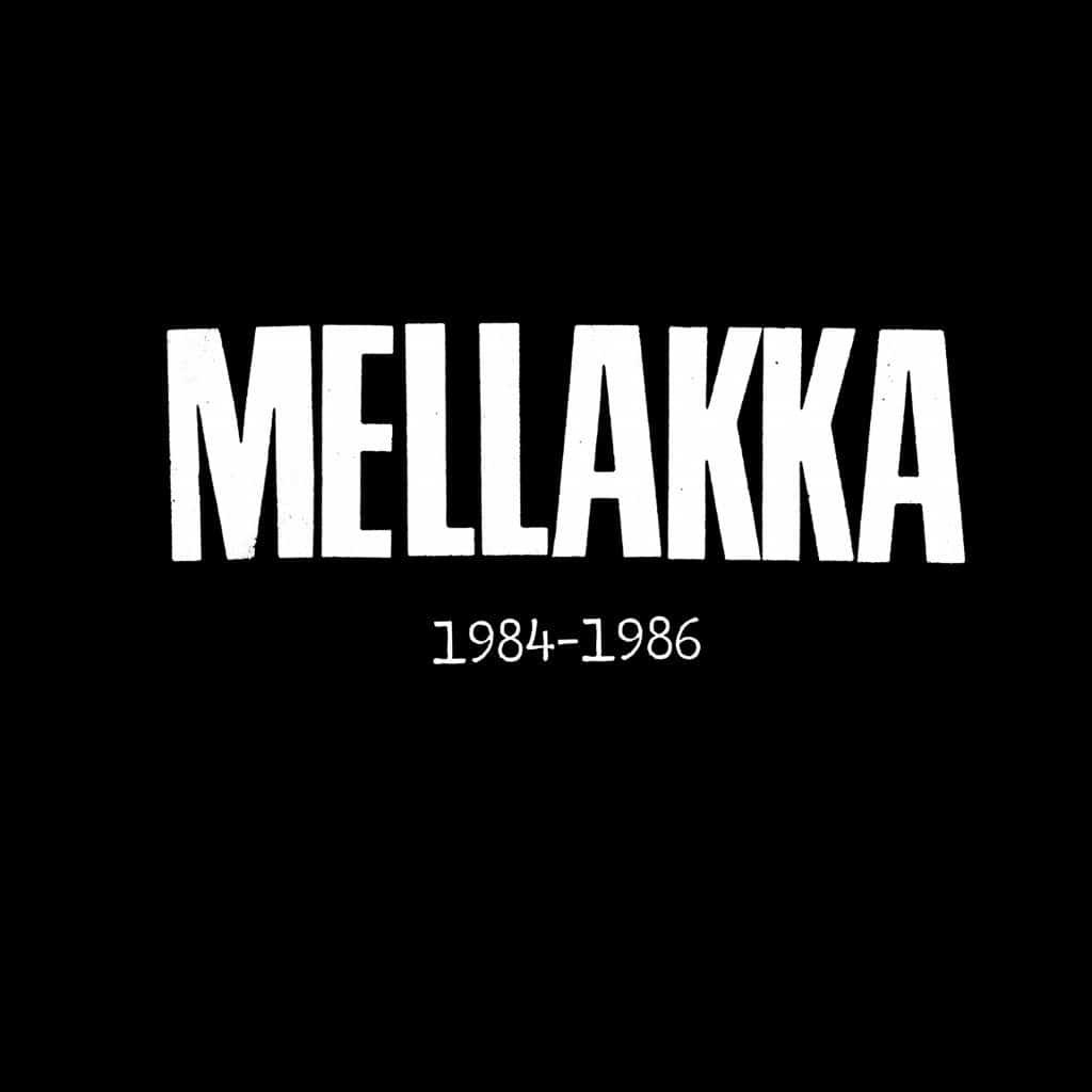 "MELLAKKA ""1984-1986"" 3x7"" box set (red)"