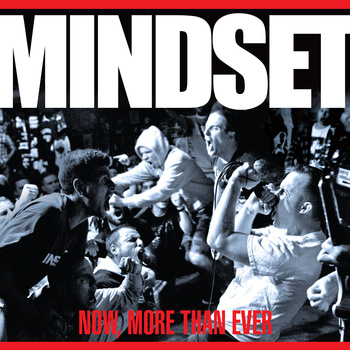 "MINDSET ""Now, more than ever"" CD"
