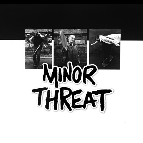"MINOR THREAT ""9:30 Club / Wilson Center"" LP"