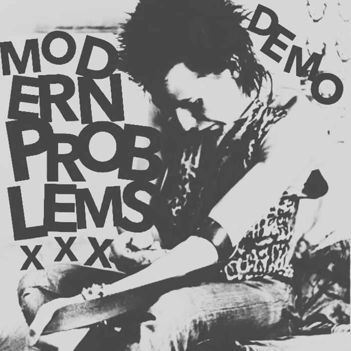 "MODERN PROBLEMS ""Demo"" tape"