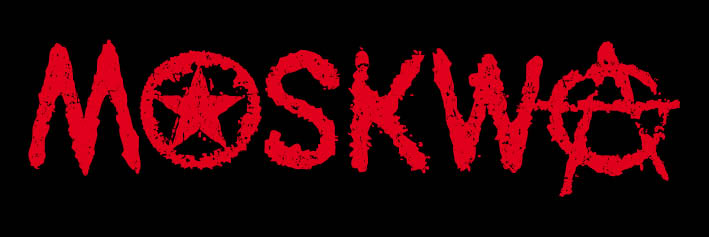 MOSKWA sticker logo 2011