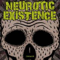 "NEUROTIC EXISTENCE ""Insane"" LP"