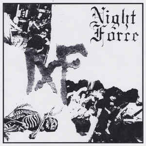 "NIGHT FORCE ""Night Force"" EP"