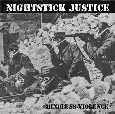 "NIGHTSTICK JUSTICE ""Mindless violence"" EP"
