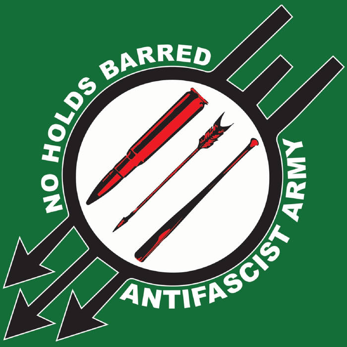 "NO HOLDS BARRED ""Antifascist army"" EP"