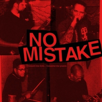 "NO MISTAKE ""Connect the dots... complete the puzzle"" demo cd-r"