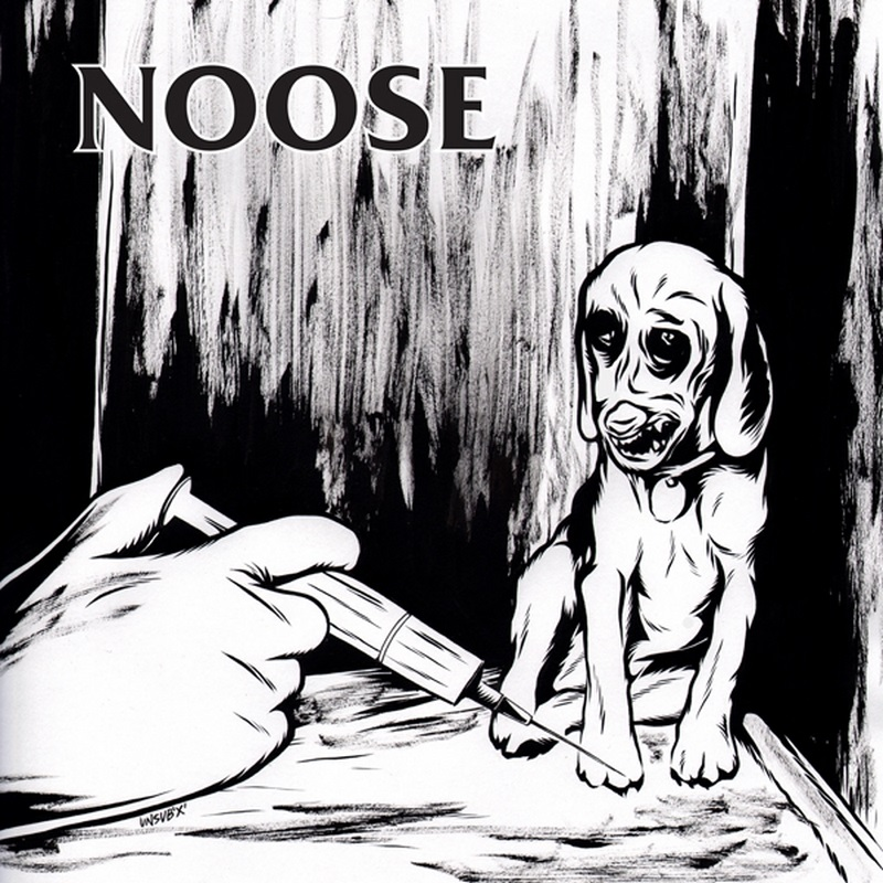 "NOOSE ""The war of all against all"" EP  (euro tour press)"